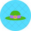 Leprechaun Saint Patricks Icon