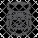 Leprechaun Irish Character Icon