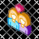Gay Lesbian Love Icon