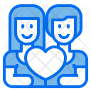 Heart Love Relationship Icon