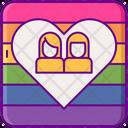 Lesbian Dating App Icon