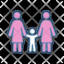 Lesbian Adoption Mom Icon