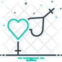 Love Physicality Neuter Icon