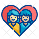 Lesbian Relationship Homosexual Lesbian Icon