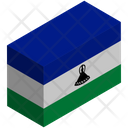Flag Country Lesotho Icon