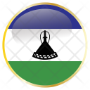 Lesotho West World Icon