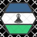 Lesotho Icon