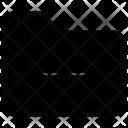 Less Minus Remove Icon