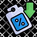 Less Price Icon