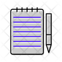 Lesson Notes Icon