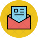 Letter Paper Envelope Icon