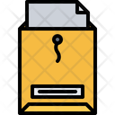 Letter Envelope Document Icon