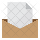 Archive Message Notes Icon