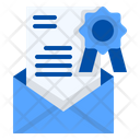 Letter Mail Reward Icon