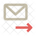 Letter Mail Send Icon