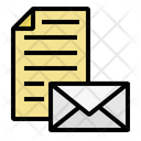 Letter Document File Icon
