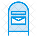 Letter Box Post Icon