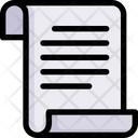 Network Communication Letter Icon