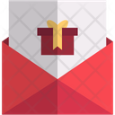 Letter Christmas Letter Mail Icon