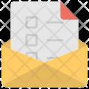 Envelope Letter Invoice Icon