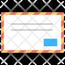 Post Letter Envelope Icon