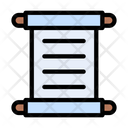 Document Letter Museum Icon
