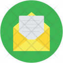 Letter Envelop Email Icon