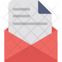 Letter Mail Airmail Icon