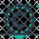 Letter Alphabet Copyright Icon