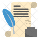 Letter Information Mail Icon