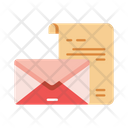 Letter Mail Email Icon