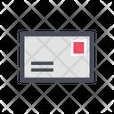 Letter Address Icon