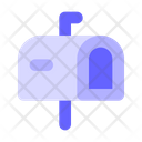 Letter Box Mail Box Post Box Icon