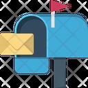 Envelope Letter Mailbox Icon