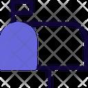 Letter Box Mail Box Letterbox Icon