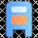 Letter Box Post Box Box Icon