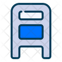 Letter Box Mailbox Email Icon