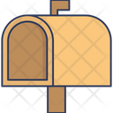 Letter Box Mailbox Postbox Icon