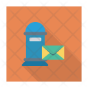 Letter Box Letter Box Icon