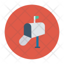 Letter Box Letter Mail Icon