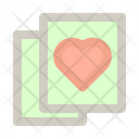 Letter Love Icon