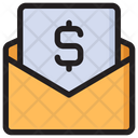 Letter Of Credit Credit Mail Credit Letter Icon