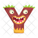 Scariest Y Monster Icon