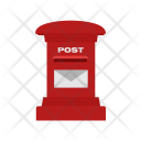 Letterbox Message Communication Icon