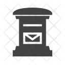 Letterbox Post Letter Icon