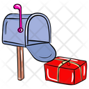 Letterbox Po Box Mail Box Icon