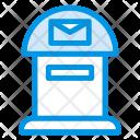 Letter Box Post Icon