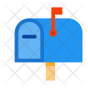 Letterbox Post Mail Icon