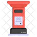 Mailbox Letterbox Postal Icon