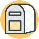 Letterbox Letter Plate Icon